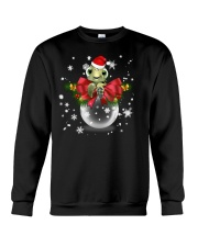 TURTLE GLASS BALL Crewneck Sweatshirt thumbnail
