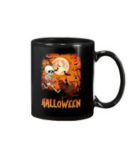 CHICKEN HALLOWEEN RUNNING Mug thumbnail