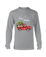 MERRY CHRISTMAS COW Long Sleeve Tee thumbnail