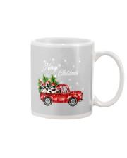 MERRY CHRISTMAS COW Mug thumbnail