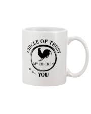 CIRCLE OF TRUST MY CHICKEN Mug thumbnail