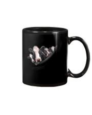 CUTE COW HOODIE Mug thumbnail