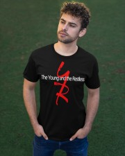 THE YOUNG AND THE RESTLESS Classic T-Shirt apparel-classic-tshirt-lifestyle-front-43
