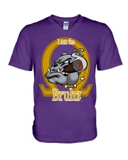 I Am the CigarBruhz V-Neck T-Shirt thumbnail