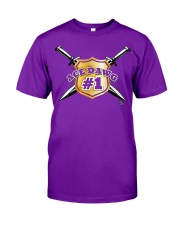 Ace Dawg Shield  Classic T-Shirt front