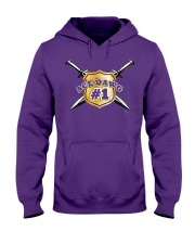 Ace Dawg Shield  Hooded Sweatshirt thumbnail
