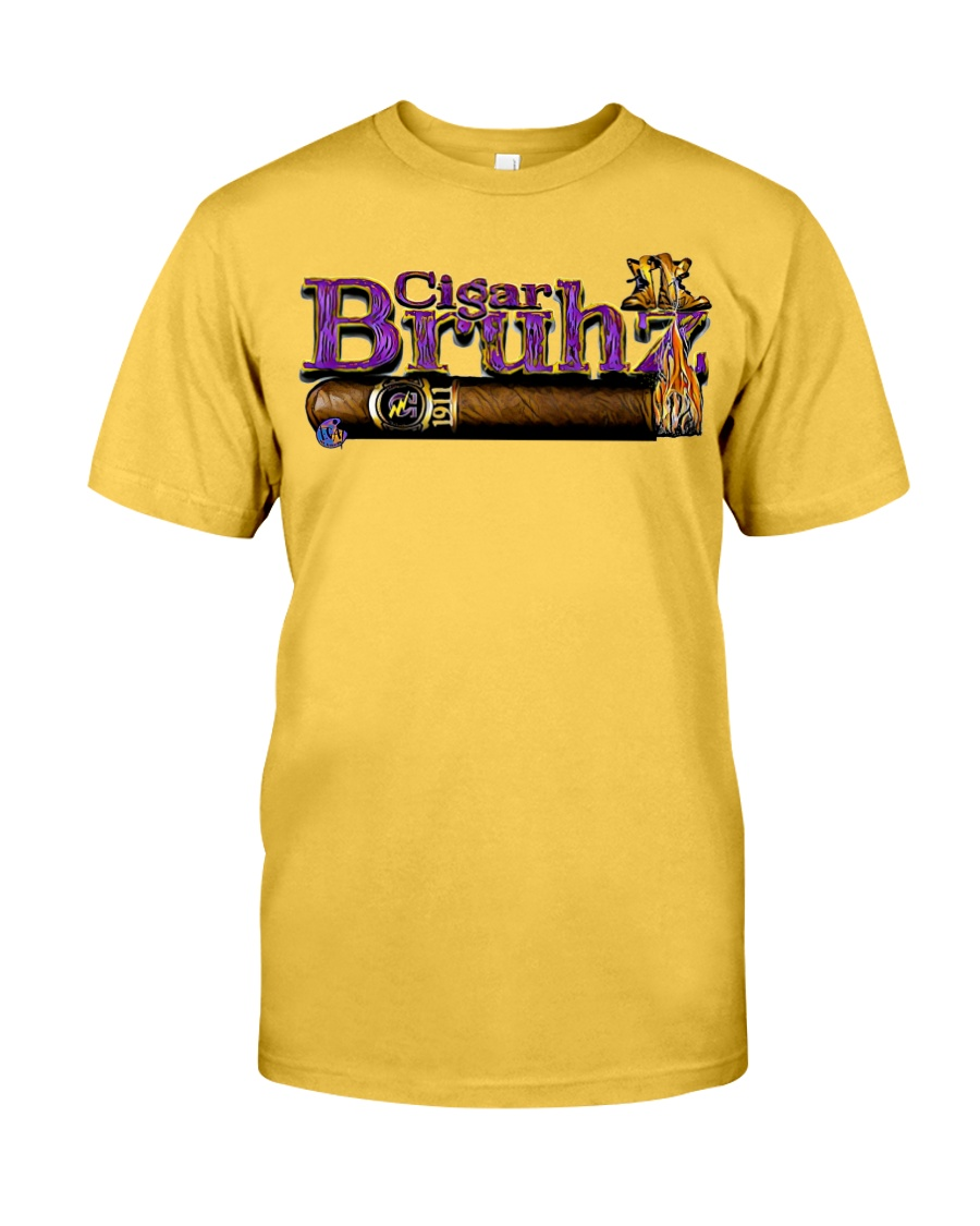Cigar Bruhz and Boots Classic T-Shirt