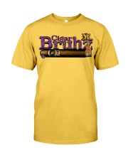 Cigar Bruhz and Boots Classic T-Shirt front