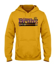 Cigar Bruhz and Boots Hooded Sweatshirt thumbnail