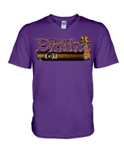 Cigar Bruhz and Boots V-Neck T-Shirt tile
