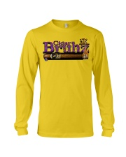 Cigar Bruhz and Boots Long Sleeve Tee thumbnail