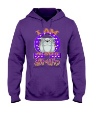 I Am an 80s Bruh Hooded Sweatshirt thumbnail