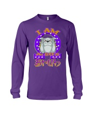 I Am an 80s Bruh Long Sleeve Tee thumbnail