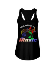 Welcome to Music Ladies Flowy Tank thumbnail