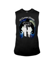 DAD super power Sleeveless Tee tile