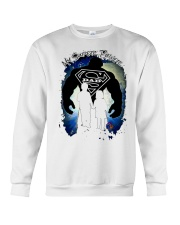 DAD super power Crewneck Sweatshirt thumbnail