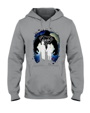 DAD super power Hooded Sweatshirt thumbnail