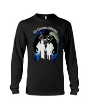 DAD super power Long Sleeve Tee tile