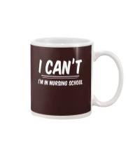 I'm In Nursing School Mug thumbnail