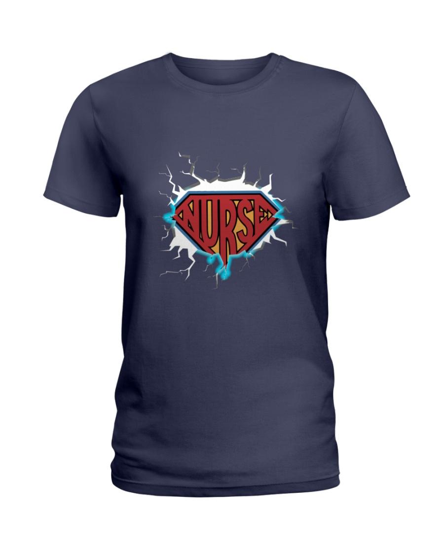 Super Nurse 2 Ladies T-Shirt