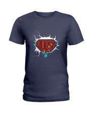 Super Nurse 2 Ladies T-Shirt front