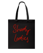 Shady Ladies Tote Bag thumbnail