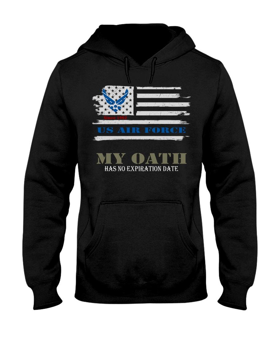 US Air Force since 1962 Hooded Sweatshirt