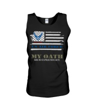 US Air Force since 1979 Unisex Tank thumbnail