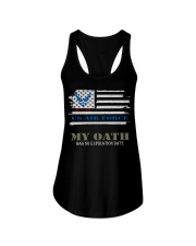 US Air Force since 1979 Ladies Flowy Tank thumbnail