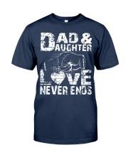 smartass daughter necklace smartass daughter Classic T-Shirt thumbnail