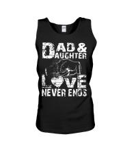 smartass daughter necklace smartass daughter Unisex Tank thumbnail