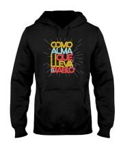 Como Alma Que Lleva El Diablo - PR Slang Tee Shirt Hooded Sweatshirt thumbnail