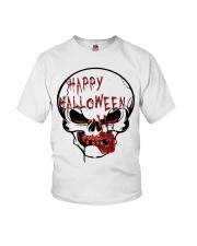 skill halloween Youth T-Shirt thumbnail