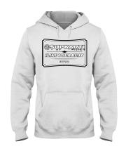 Sup Karti iLike Your Beat Black Logo Hooded Sweatshirt thumbnail