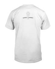 Sweet Cherry Pinup Classic T-Shirt back