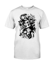 Sweet Cherry Pinup Classic T-Shirt front