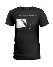 Quarantine Nosferatu Ladies T-Shirt thumbnail