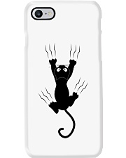 attaching cat Phone Case thumbnail