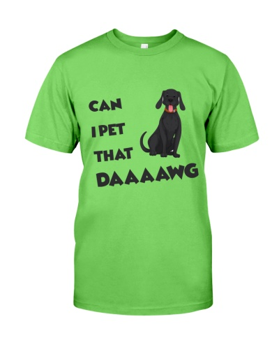Can I Pet That Dog - Daaawg