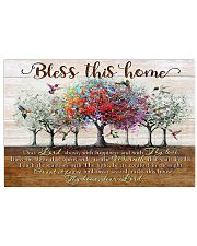Bless This Home 17x11 Poster front