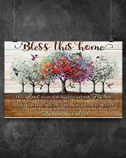 Bless This Home 17x11 Poster poster-landscape-17x11-lifestyle-12