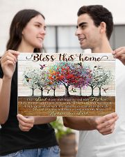 Bless This Home 17x11 Poster poster-landscape-17x11-lifestyle-20