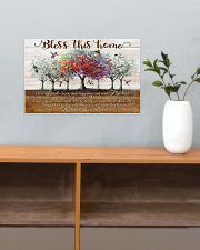 Bless This Home 17x11 Poster poster-landscape-17x11-lifestyle-24