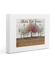 Bless This Home 14x11 Gallery Wrapped Canvas Prints thumbnail