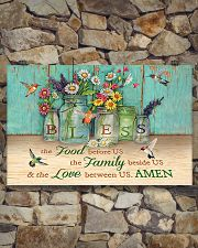 FOOD FAMILY LOVE AMEN 17x11 Poster poster-landscape-17x11-lifestyle-16