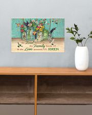 FOOD FAMILY LOVE AMEN 17x11 Poster poster-landscape-17x11-lifestyle-24