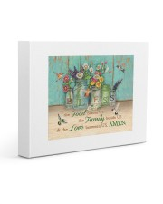 FOOD FAMILY LOVE AMEN Gallery Wrapped Canvas Prints tile