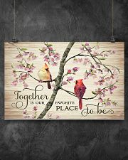Together 17x11 Poster poster-landscape-17x11-lifestyle-12