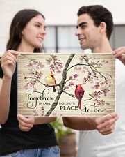 Together 17x11 Poster poster-landscape-17x11-lifestyle-20