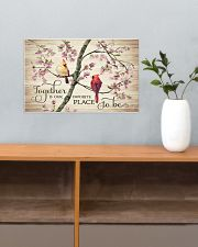 Together 17x11 Poster poster-landscape-17x11-lifestyle-24